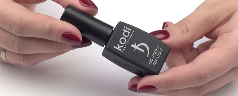 Каучуковый топ No Sticky Top Coat