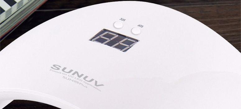Лампа для ногтей SUN9x