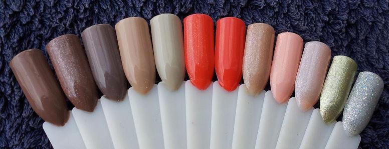 Типсы для выкраски лаков