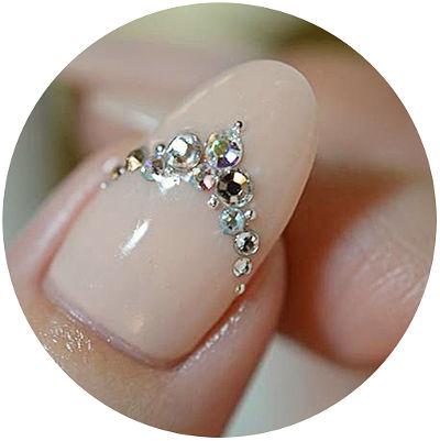 Стразы для дизайна ногтей купить