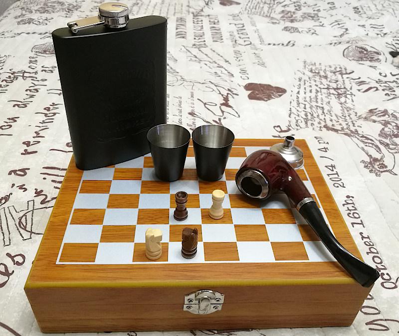 Шахматный набор (подарочный) для мужчин