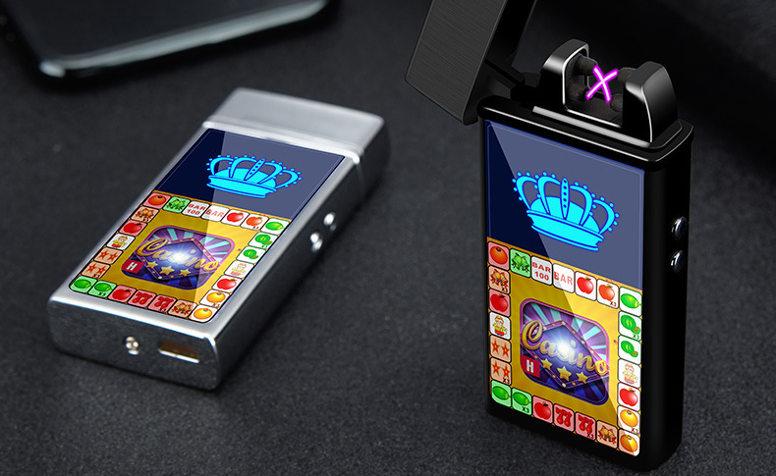 USB-зажигалка Казино
