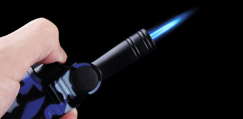 Бытовая зажигалка для коктейлей камуфляж