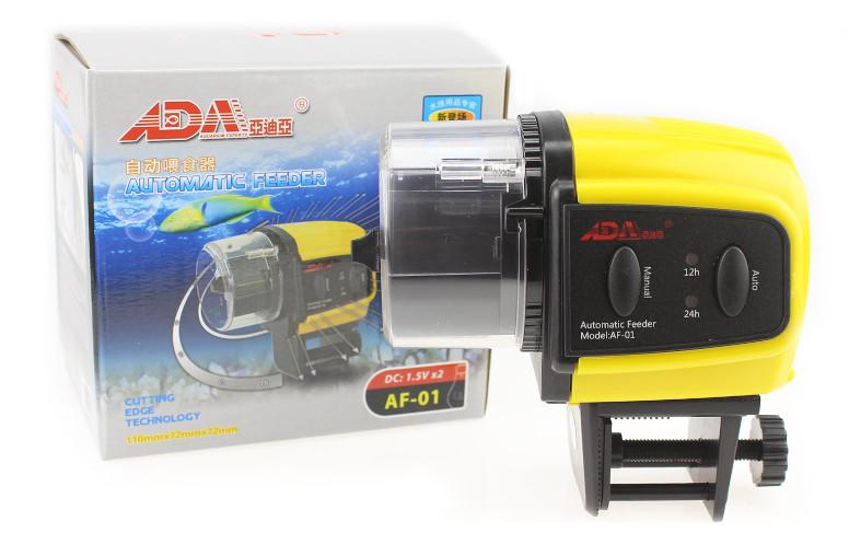 Автоматическая кормушка для рыб AF-01