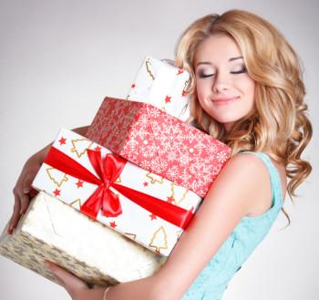 Выбор подарка для девушки
